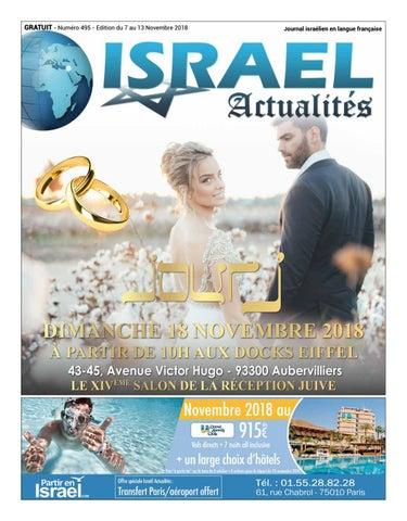 a5c763dbbc728 Israël Actualités n°495 by epsilon media Associés - issuu
