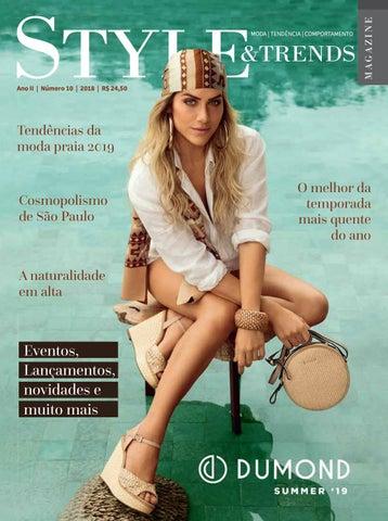 8b85e0618 Revista STYLE & TRENDS (edição 11) by Nós somos Moda - issuu