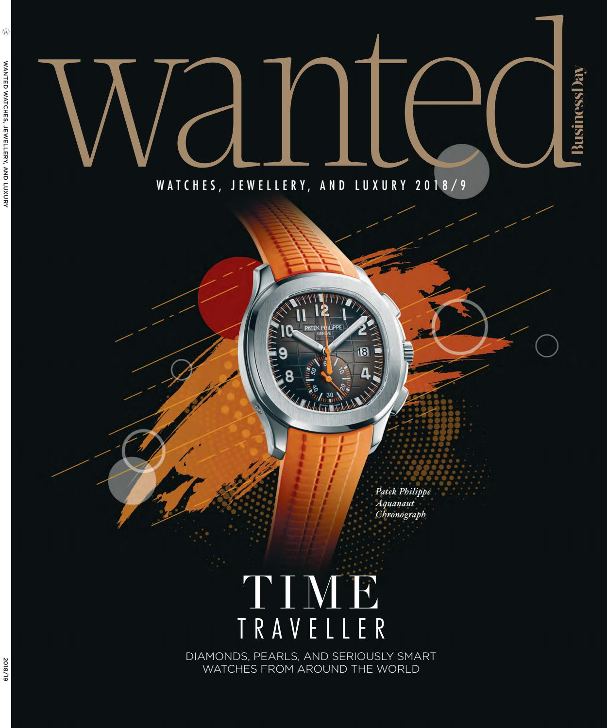 5d51db51f085 Wanted  the watches