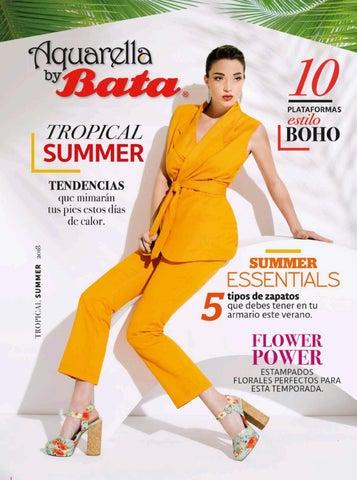 8bec3697f53 Coleccion Tropical summer 18 by Aquarella Cochabamba - issuu