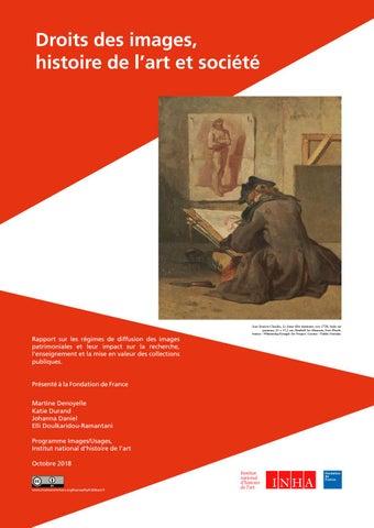 Droits Des Images, Histoire De Lu0027art Et Société   22 Octobre 2018 By ...