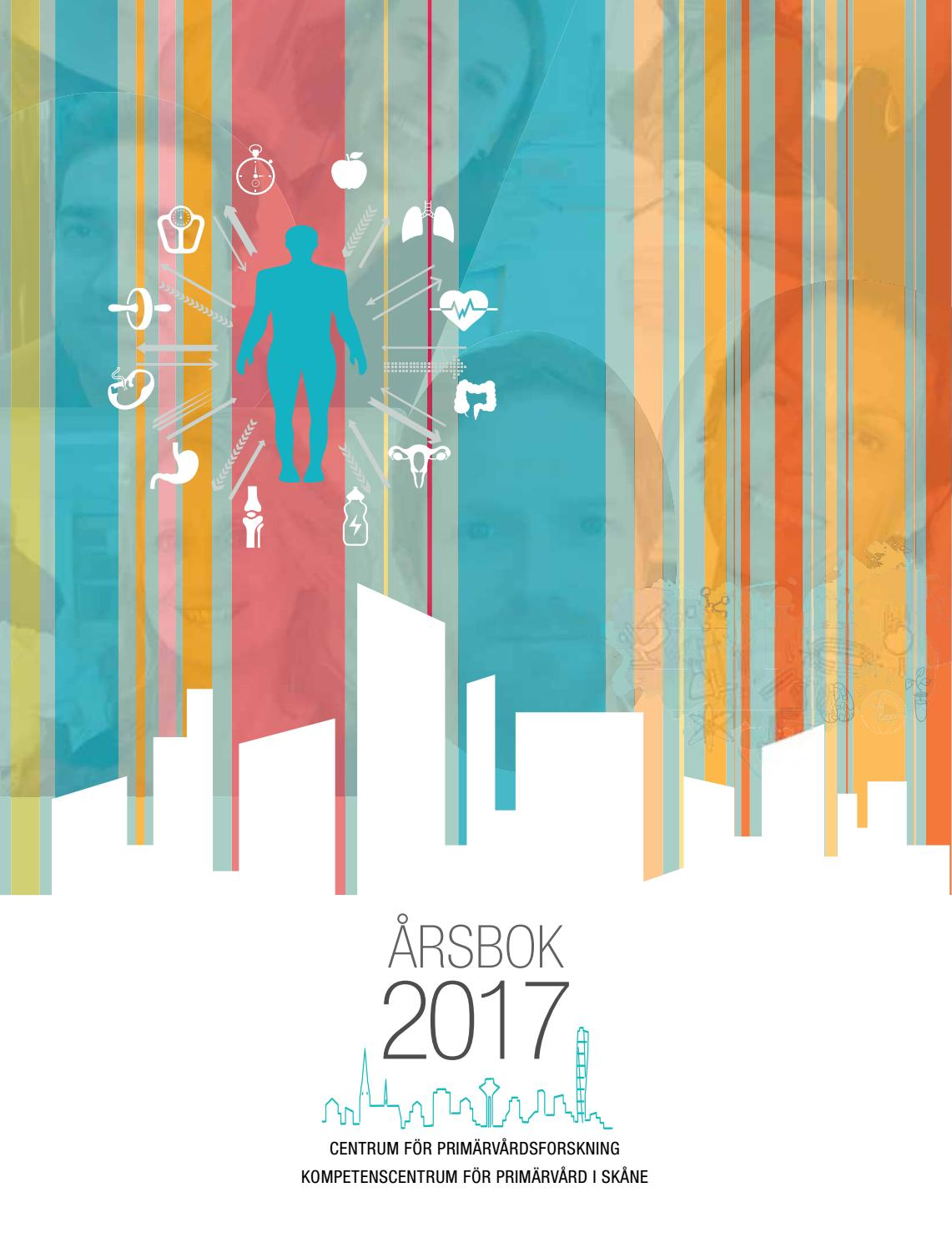 45fe6d25be9 Årsbok för CPF och KCP 2017 by Center for Primary Health Care Research -  issuu