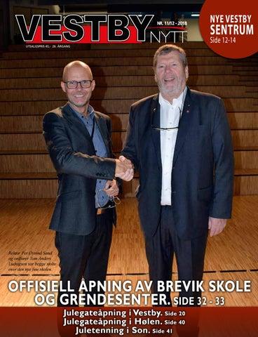 29125dd4f Vestby Nytt nr. 11 2018 by Mediasenteret AS - issuu