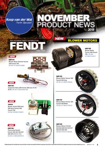 NovemberPN Koop by Quality Tractor Parts - issuu