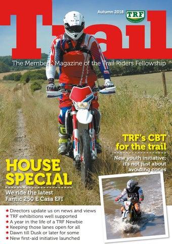 80647ee3087 Winter 2018 TRF Trail Magazine by Trail Magazine - issuu