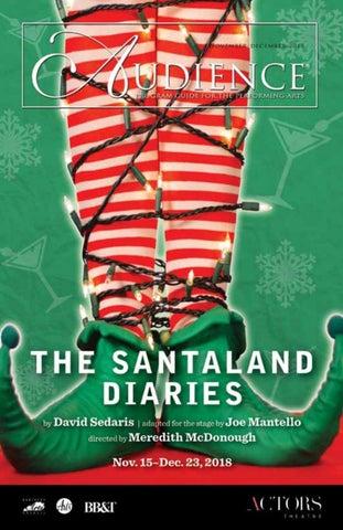 Santaland Diaries Script Download