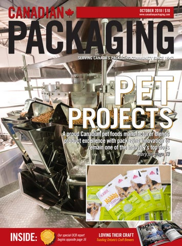 Canadian Packaging October 2018 By Annex Business Media Issuu
