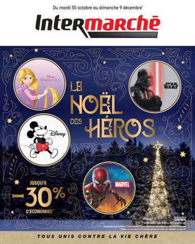 Intermarché Noël Issuu Catalogue Jouets By Yvernault 2018 yvf7bYgI6