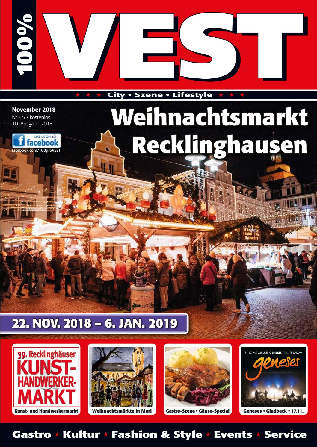 100 Vest 102018 By Cr Consult Gmbh Issuu