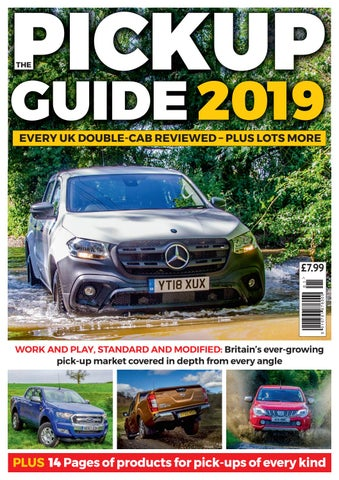 Pick-up Guide 2019 by Assignment Media Ltd - issuu