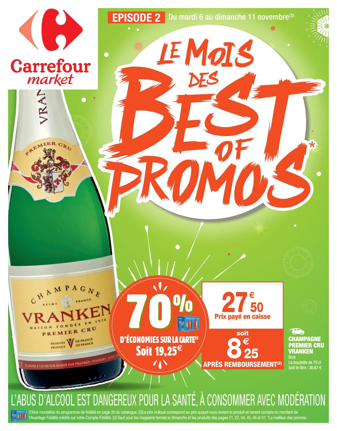 Catalogue Carrefour Market Novembre 2018 By