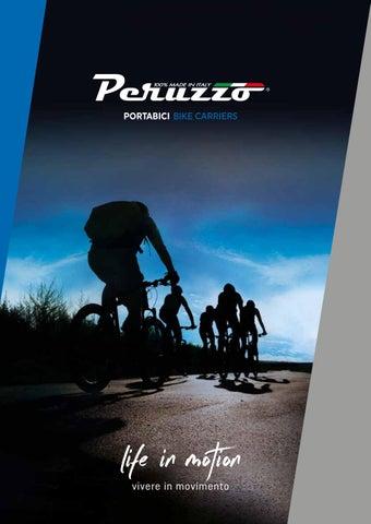 Portabici gancio traino PERUZZO Siena fisso 3 bici art 669//3