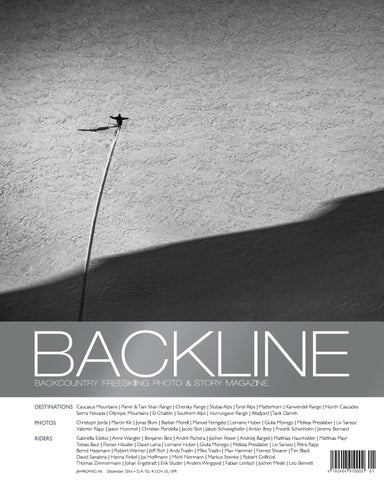 BACKLINE 2016 Backcountry Freeskiing Photo & Story