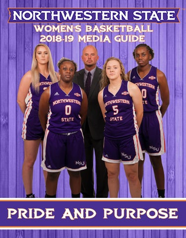 d38e259ff 2018-19 Northwestern State Women's Basketball Media Guide by ...
