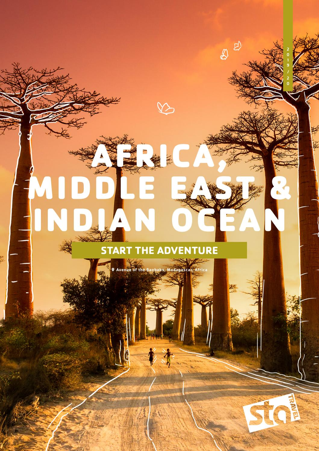 90bd72eb2e190 Africa, Middle East & Indian Ocean 2019-20 NZD by STA Travel Ltd - issuu