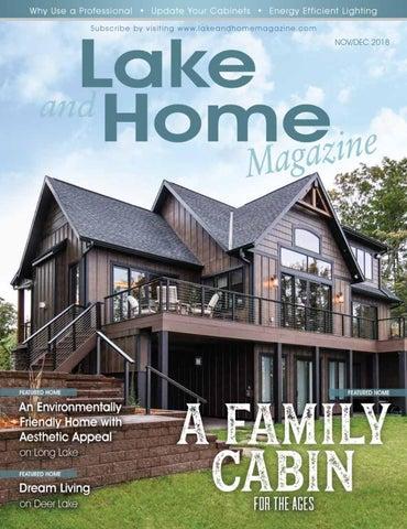 Lake & Home Magazine Nov/Dec 2018 by CompassMedia - issuu