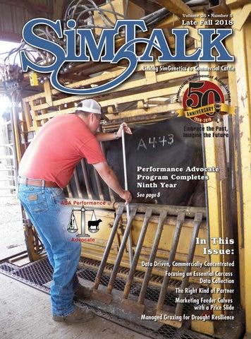 c36cb0594b27 SimTalk Late Fall 2018 by American Simmental Publication