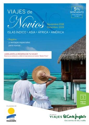 Viajes de Novios 2019 by Panavision Tours - issuu fa6eb98d780