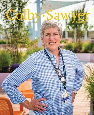 0f59556b9f37d Colby-Sawyer Magazine ~ Fall 2018 by Colby-Sawyer College - issuu