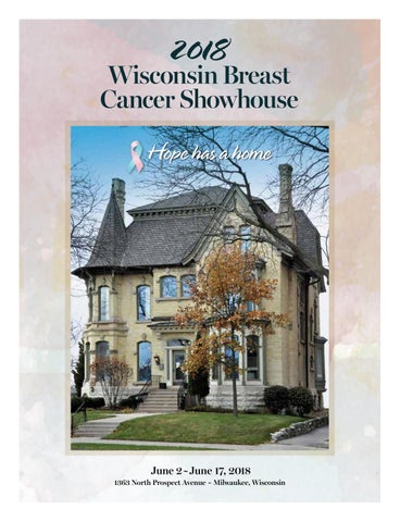 Wisconsin T Cancer Showhouse 2018 By Lifestyle