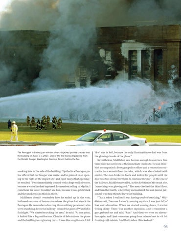 Page 103 of Strength, Honor, Fortitude: The Pentagon's 9/11 First Responders