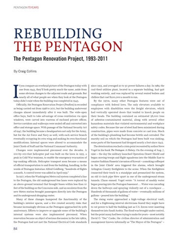 Page 92 of Rebuilding the Pentagon: The Pentagon Renovation Project, 1993-2011