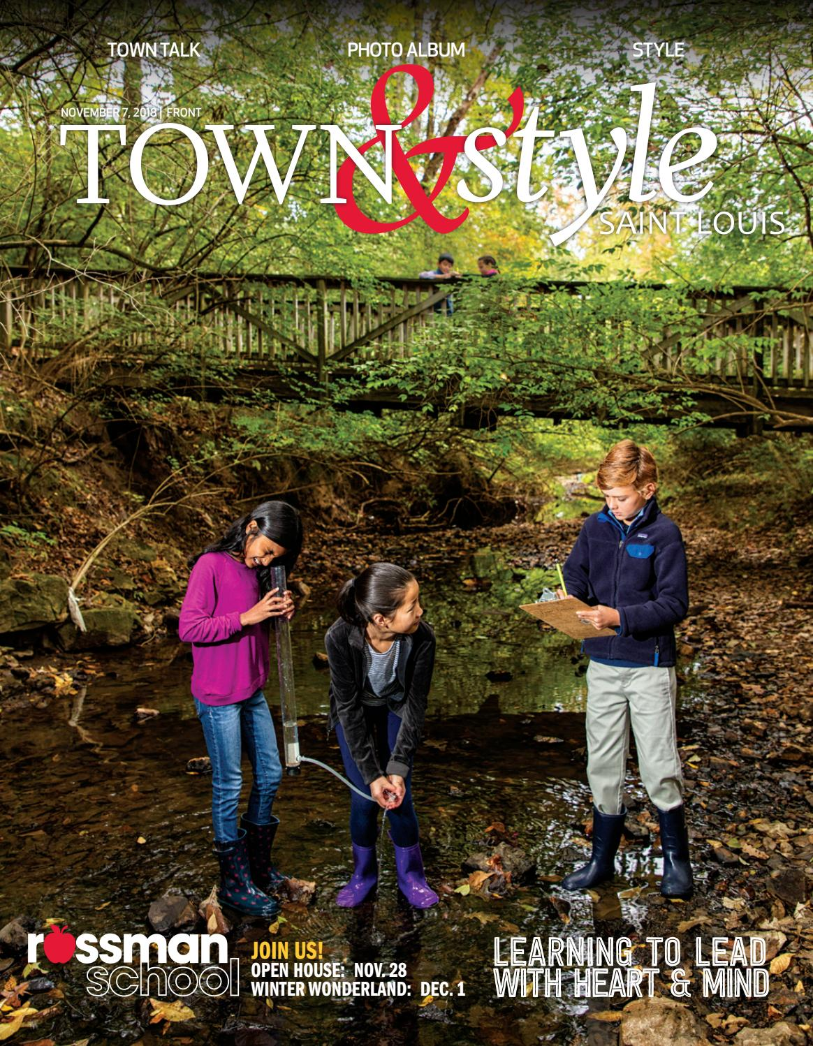 Town Style 11 7 18 By St Louis Town Style Issuu