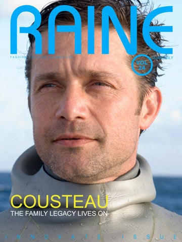 Raine 24 The Innovative Issue By Raine Magazine Issuu