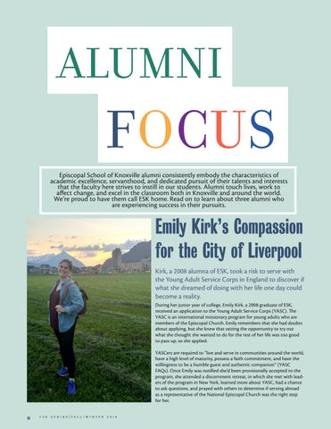 Page 12 of Emily Kirk's Compassion for the City of Liverpool