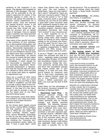 Page 11 of Insurance - How a Claim Works