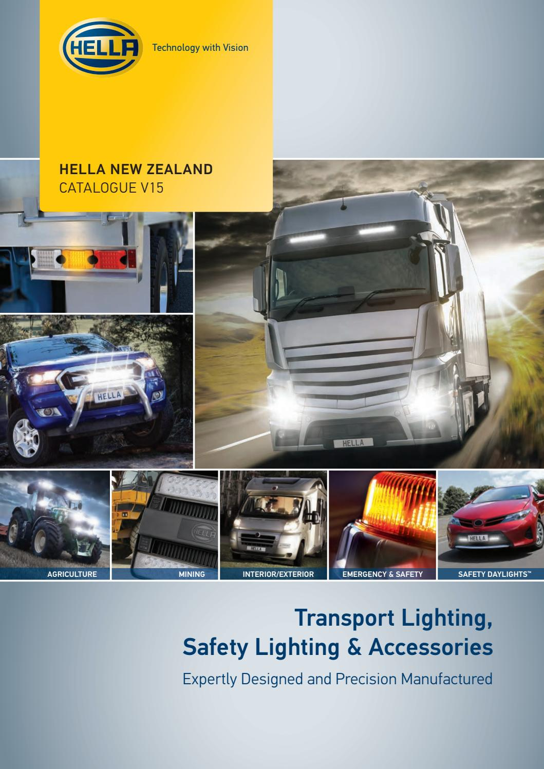 hella flasher wiring diagram hella new zealand catalogue v15 by hella nz issuu  new zealand catalogue v15 by hella nz
