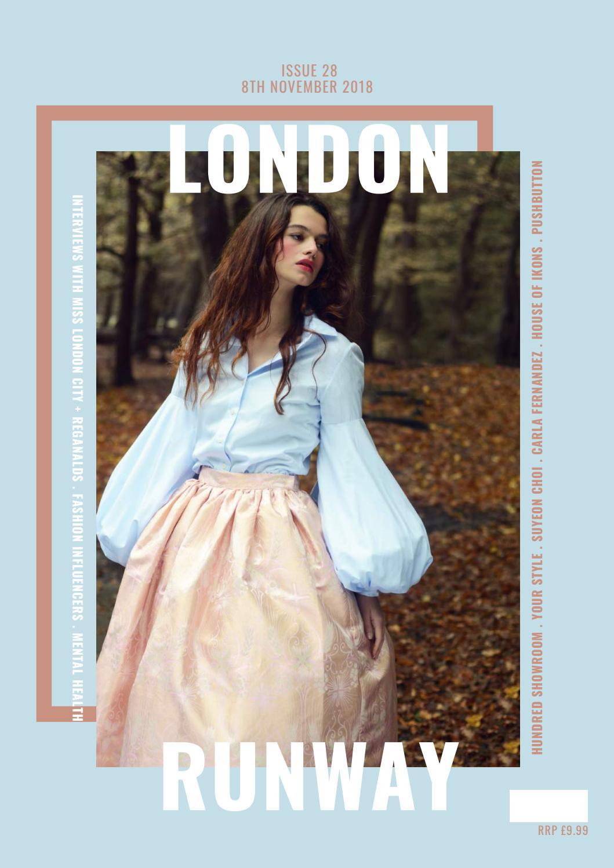 cf6746047e3 London Runway Issue 28 by London Runway - issuu