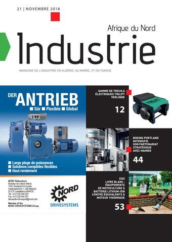 Industrie Afrique du Nord 21