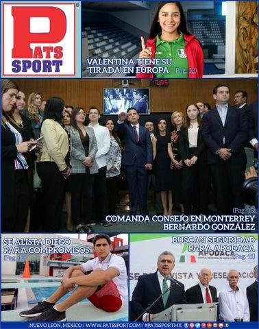 Pats Sport  96 - 25 De Octubre del 2018  patssportmx 48e49112cab