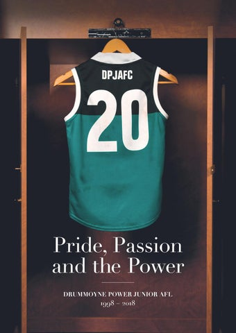 Pride, Passion and the Power: Drummoyne Power 2018 by