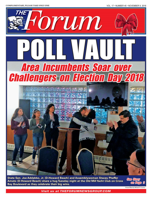 THE FORUM NEWSGROUP | NOVEMBER 8, 2018 by Mike Kurov - issuu