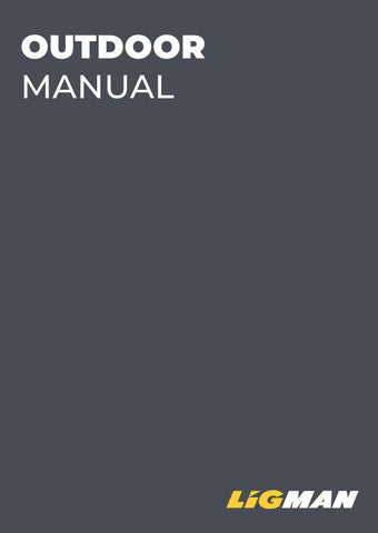 5a8c9a85d01 OUTDOOR Manual by LIGMAN - issuu