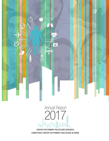 Annual Report CPF · KCP 2017 by Center for Primary Health Care