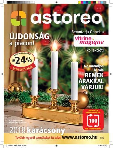5161487541 Karácsony 2018 HU WK Remail by packway - issuu