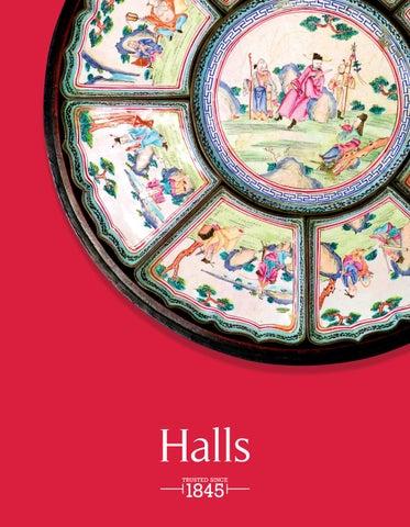1897f7dd0 Asian Art Auction by Halls Fine Art - issuu