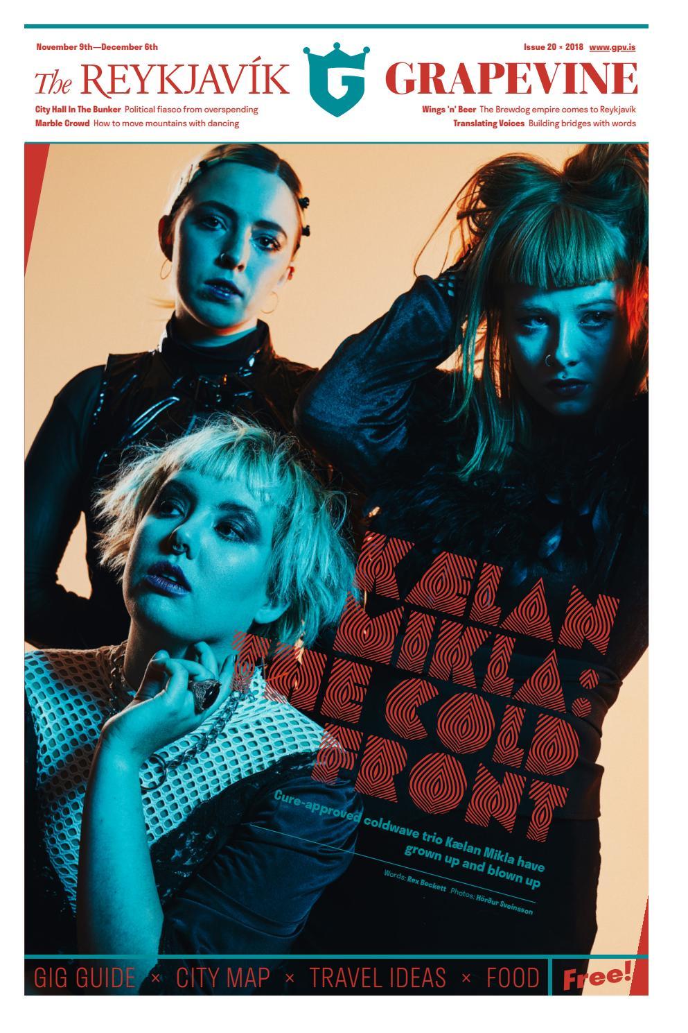 Issue 20, 2018 by Reykjavík Grapevine - issuu
