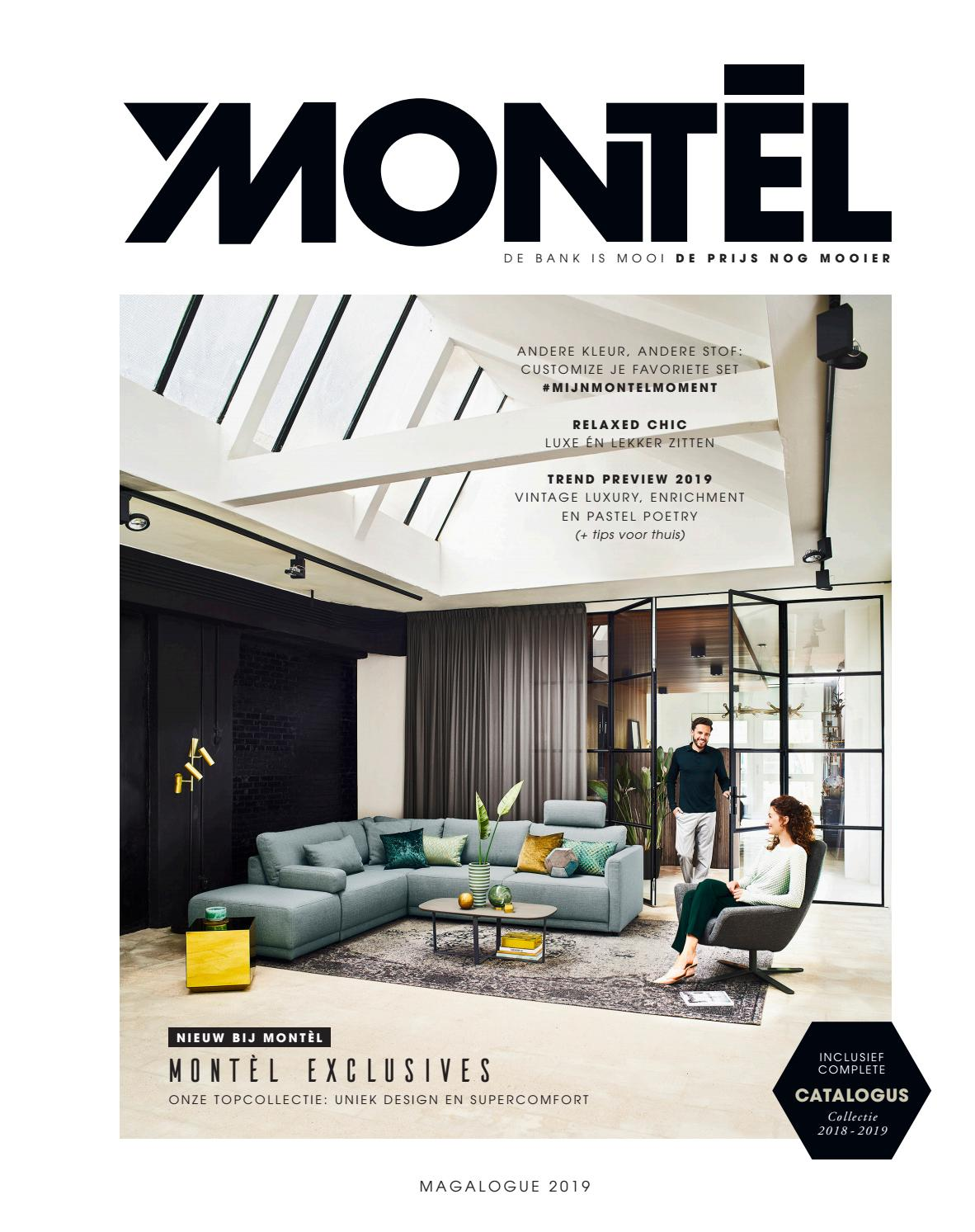 Leren Bankstel Montel.Montel Magalogue 2019 By The Fabric Of Home Issuu