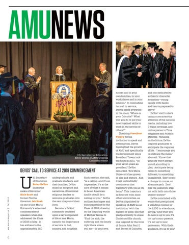 Page 6 of News, Academics, Advancement