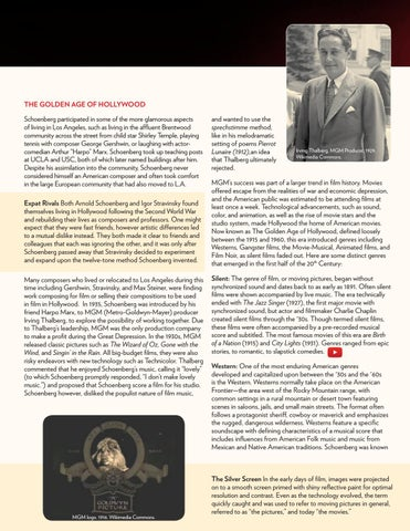 Page 12 of The Golden Age of Hollywood