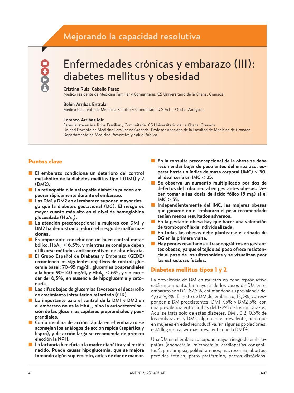 lactante macrosómico con polihidramnios y diabetes gestacional