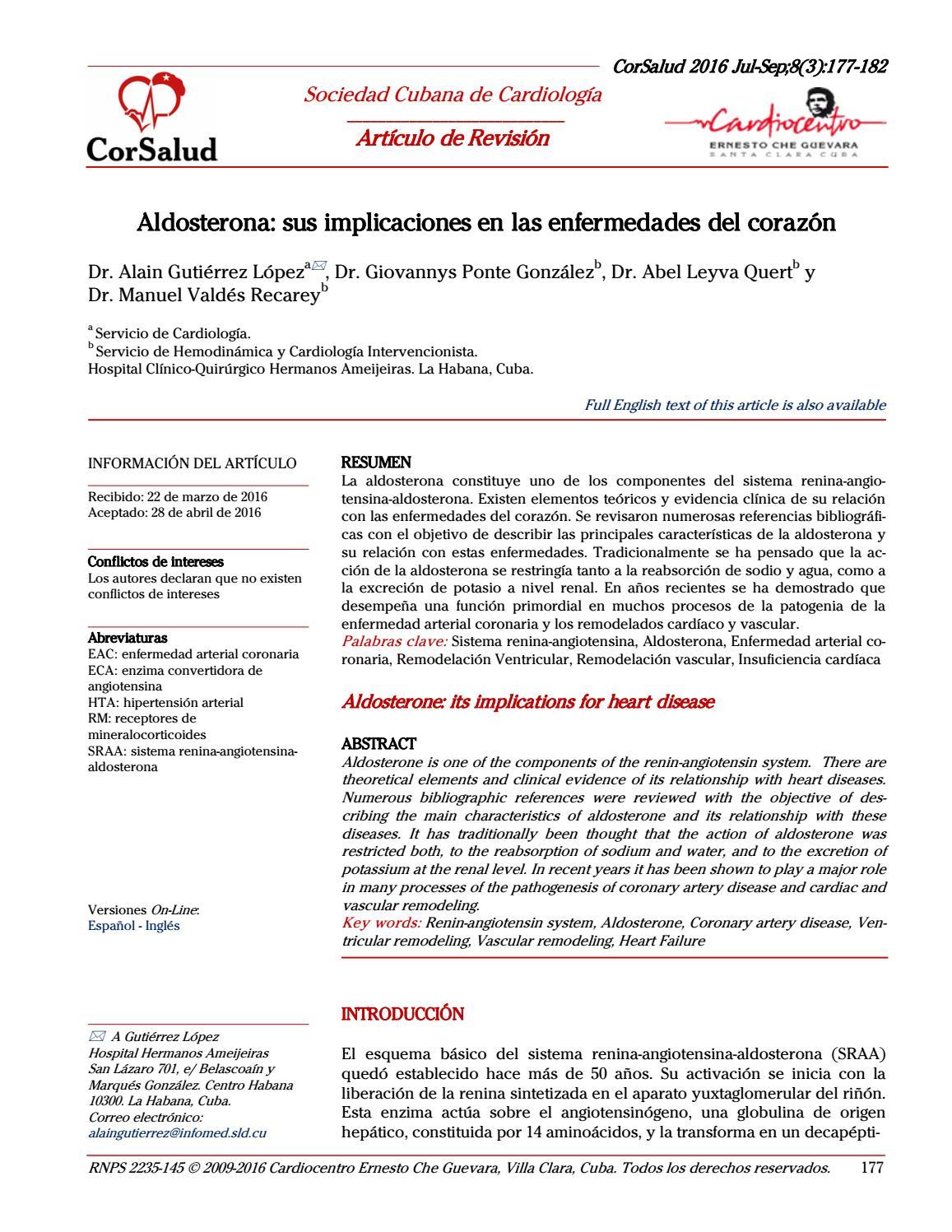 Hipertensión mineralocorticoide