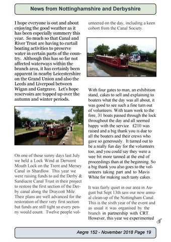Page 19 of Nottingham and Derby Branch