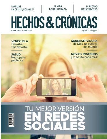 Hechos Crnicas Edic 96 Octubre 18 By Revista Hechos Crnicas