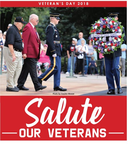 3cd8a8c743 Salute Our Veterans Tab 2018 by The Early Bird - issuu