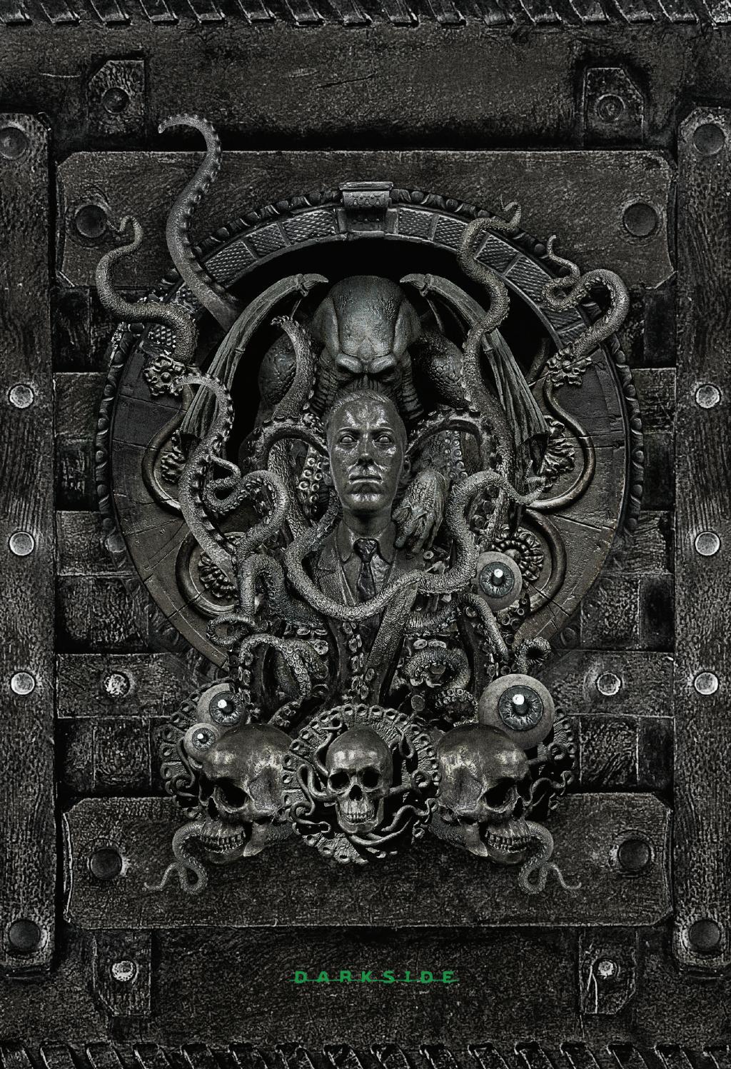 HP Lovecraft: Medo Clássico Vol. 1, da Editora Darkside